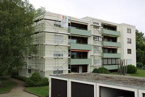 Malerwerkstätte Rogg - Unsere Leistungen: Fassadengestaltung
